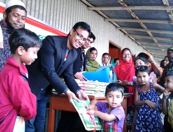 バングラデシュの村の学校とこれから。