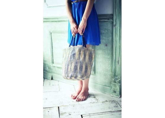 ジュートバッグ マルシェデザインの感想
