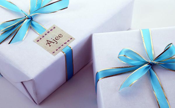 ご結婚のプレゼント